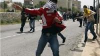 Cenin'in Batısında İşgal Güçleriyle Filistinliler Arasında Çatışmalar Yaşandı…