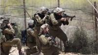 Gazze Şeridi'nin Kuzeyinde Bir Genç İşgal Askerlerinin Ateşiyle Yaralandı…