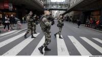 Fransa'da Askere Bıçaklı Saldırı…