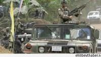 Filipinler ordusunun Ebu Seyyaf grubuna yönelik operasyonunda ikisi asker yedi kişi öldü…