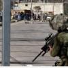 Siyonist İsrail askerleri, Filistinli göstericilere saldırdı