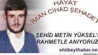 Tasarım: Şehid Metin Yüksel'i Rahmetle Anıyoruz…