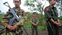 Myanmar, 100'den fazla sivili öldürdü…