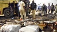 Nijerya'da pazar yerine saldırı yapıldı…