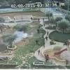 Video: İsrail Filistin'de Çocuk Parkına Biber Gazı Attı…
