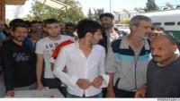 Homs'ta Silahlarıyla Teslim Olan 103 Kişi Serbest Bırakıldı…
