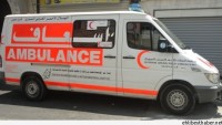 İran, Suriye'ye 50 Ambulans Daha Gönderiyor…