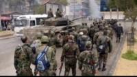 Suriye ordusu Halep'te 2 yıllık kuşatmayı kırdı