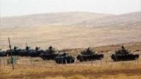 Şanlıurfa'nın Suruç ilçesinde Suriye sınırındaki mevzilere Türkiye yeni tanklar konuşlandırdı…