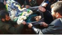 Handarat'ta Ahraruş Şam teröristleri komutanı gebertildi…