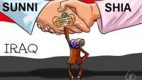 Karikatür: Irak'ta Şİİ-SÜNNİ İttifakı Düşmanların Oyununu Bozdu.