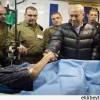 İsrail yaralı teröristleri tedavi etmeye devam ediyor.