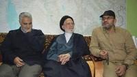 Kasım Süleymani, operasyon için Tikrit'te…