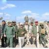 Foto: Bedir Tugayı Komutanı Hadi Amiri Tikrit'te…