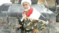 Foto: Bedir Birliklerinin Önemli Komutanlarından  Şeyh Abdulhuseyn Hallafi Şehid Oldu.