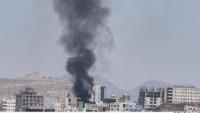 Yemen'in başkenti Sana'da şiddetli bir patlamanın meydana geldiği iddia edildi…