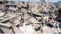 Bangladeş'te çimento fabrikası çöktü: 8 ölü
