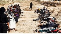 IŞİD 32 Sünni Müslümanı kurşuna dizdi…