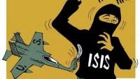 Karikatür: ABD, IŞİD'i Tarumar Etti!