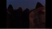 Video: Tikrit'te Cephede Akşam Namazı