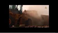 Video: IŞİD Libya'da Tarihi Yerleri Yıktı.