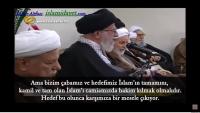 Video – İmam Ali Hamaney, İslamifobia(İslam'dan Korkmak)'yı anlatıyor.
