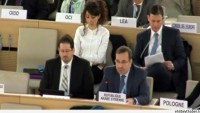 Suriye Siyonist İsrail'in Uyguladığı İnsan Hakları İhlallerinin Kınanmasını Talep Etti.