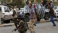 Libya'da Trablus Hükümetine Bağlı Güçler İle Silah Kaçakçısı Olduğu Belirtilen Bir Grup Arasında Çatışma Çıktı…