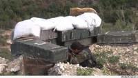 Suriye'de Teröristlerinin Beşeri ve Lojistik Kayıpları Büyüyor…