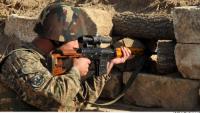 Azerbaycan'dan Ermeni güçlerine ağır darbe.