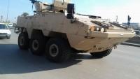 Bahreyn Ordusuna Türk yapımı zırhlı araç