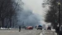 Beyaz Saray Yakınlarında Patlama