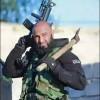 Foto: Ebu Azrail İsimli Mücahid ''Kılıç'' ve ''Balta'' ile IŞİD'e karşı savaşıyor