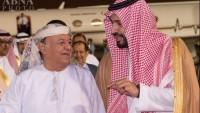 Foto: Siyonist Uşağı Hadi, Diğer Siyonist Uşağı Suudi Arabistan'a Kaçtı.