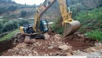 Hatay'da baraj inşaatında heyelan: 2 ölü