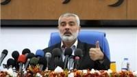 Hamas Lideri Heniyye Filistinli İki Şehidin Ailelerini Aradı