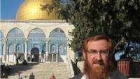 Fanatik Siyonist Haham Mescid-i Aksa Cemaatine Karşı Şiddet Kullanılmasını İstedi.