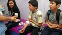 Okulda süt içen öğrenciler yine hastanelik oldu…