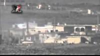 Video: Suriye ordusu İran yapımı silahlarla teröristleri vuruyor…