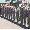 Selahattin valisi Cuburi, Sünni Araplar Tarafından Kurulan Şehit Umeyye El Cabara Ordusunu Ziyaret Etti…
