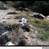 Suriye Ordusu, Kunaytra Kırsalı Um el İzam Barajı Yakınlarında Nusra Teröristlerine Ait Bir Aracı İçindekilerle İmha Etti