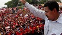 Venezuela lideri: İspanya'ya karşı savaş vermeye hazırım