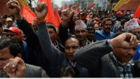Nepal'de Halk Sokağa Döküldü…