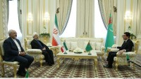 İran ve Türkmenistan Cumhurbaşkanları İkili İlişkilere Vurgu Yaptılar…