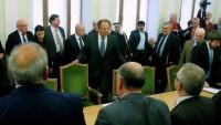 Suriye hükümeti ve muhalefeti Moskova'da görüşecek