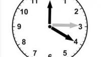 Saatler bu gece 03.00'ten itibaren 1 saat ileri alınacak