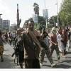 Yemen'in Kaçak Eski Cumhurbaşkanının Aden'deki Saray'ı Bombalandı