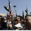 Yemen Hizbullahı Taiz'i kontrol altına aldı.