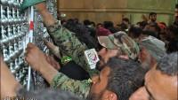 Foto: Tikrit Kahramanları İmam Hüseyin'in (a.s) Türbesinde