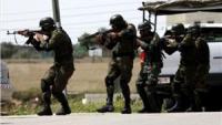 Filistin Belata Mülteci Kampı'nda Abbas Güçleriyle Silahlı Gruplar Çatıştı